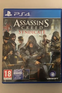 Ps4 assassin's creed syndicate Belen, 31350