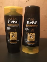 L'Oréal Elvive Total Repair Extreme Renewing Shampoo and Conditioner, 12.6 Oz bottles, 2 for $5 North Richland Hills, 76182