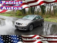 Honda Civic Sedan 2015 Baltimore