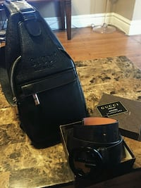 Black GG with bag New St. Louis, 63115