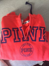 PINk by Victoria Secret Pullover sweater fleece size xs Mississauga, L5B 0C6