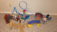 Fisher-Price Geo Trax set pieces Freehold, 07728