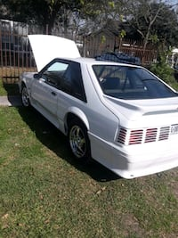 1991 Ford Mustang Houston