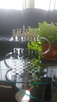 3 level chess set Manassas