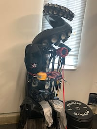 Complete home gym equipment. Suitland, 20762