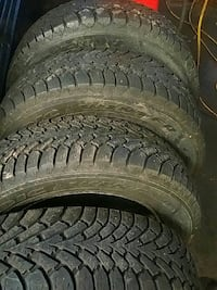 Good year nordic tires 215/65/17 Odessa