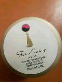 Far away perfumed skin softener  Brampton, L7A 3P3