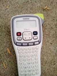 Brother P touch label maker Glendora, 91740