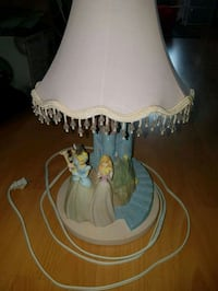 Disney Princess Lamp/nightlight Oshawa, L1J 2K4