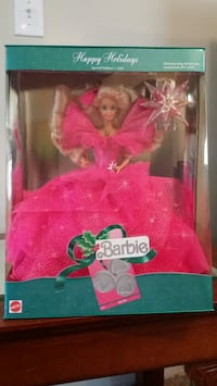1990 Holiday Barbie special edition