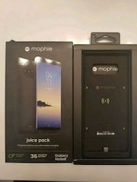 Mophie juice pack for Galaxy note 8 Jacksonville, 28546