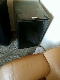 black and gray single door refrigerator Phoenix, 85020