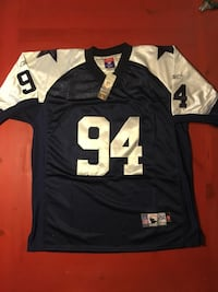 Brand new, Throwback DeMarcus Ware Dallas Cowboys Men's NFL Jersey Coweta, 74429