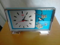 Antique Rare Brand new vintage alarm clock