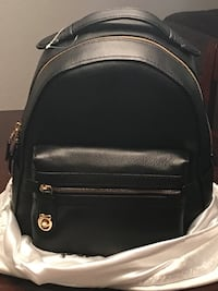 New Coach leather backpack 150 obo  New Orleans, 70123