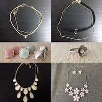 Jewelry Lot - take all for $10 Vancouver, V6B 1H6