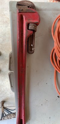 Vintage Craftsman 24 in. Pipe Wrench Annandale