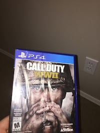 World War 2 PS4 console