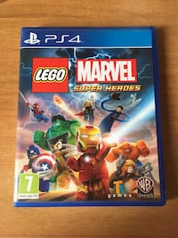 LEGO MARVEL SUPER HEROES ps4 Melfi, 85025