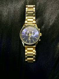Nixon gold watch reg$450.00 Edmonton, T5L 2N1
