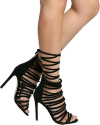 Gladiator Straps Heels Anchorage, 99508