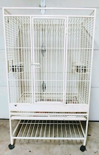 Large Bird Cage 23×32×56 Chesterfield, 23832