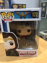 Wonder Woman Funko pop Dc comics  Toronto, M4K 2H9