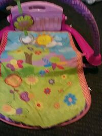 baby's multicolored activity gym Port Huron, 48060