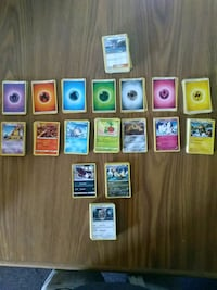 384 pokemon cards great condition!