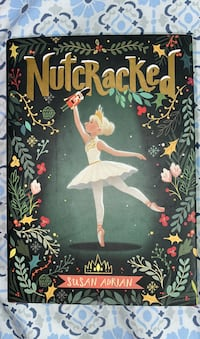 Nutcracker (hardcover; children's book; 2017)