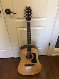 Washburn Acoustic Guitar White Plains, 10605