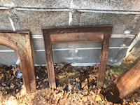 Antique cast iron fire place inserts Dickson, 37055