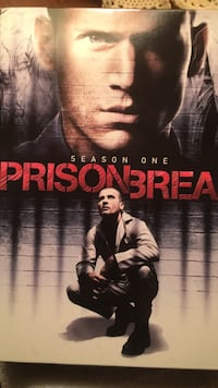 Prison Break. Complete season one $2.  Markham