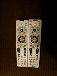 two white and gray remote controls Camp Lejeune, 28547