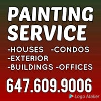 Exterior painting Mississauga, L5R 1Y6
