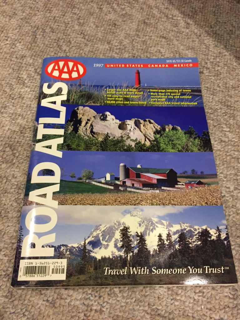 Road Atlas For Sale 43 Ads For Used Road Atlas