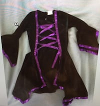 Witch child costume size L Germantown, 20874