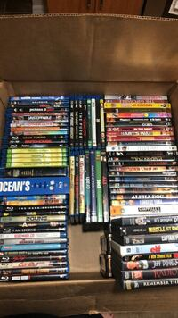 BluRays and DVDs Lehigh Acres, 33976