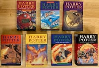 Harry Potter complete book set Edmonton, T6B 0H5