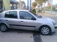 2006 Renault Clio AUTHENTIQUE 1.5 DCI 80HP ABS Bursa