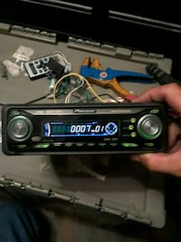 Pioneer car stereo head unit Melbourne, 32935