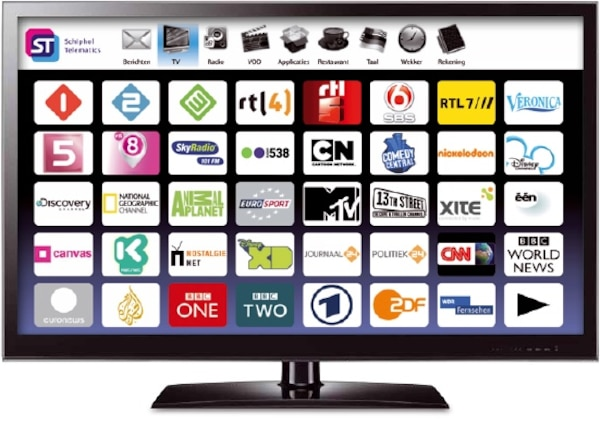 Watch 1000+ LIVE TV channels on IPTV BOX