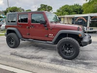 Jeep Wrangler 2008 Kenneth City