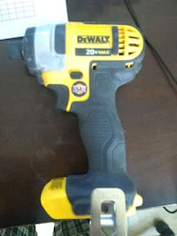 DeWalt 20v Impact Driver# just tool# no battery Lowell, 01852