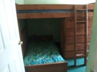 Bunk bed/ Full bed Johnson City, 37601
