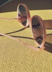 Unique Vintage Pair of Pink Sunglasses (from 90s) Richmond, V7B