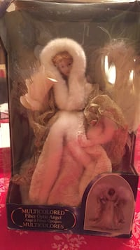 "Christmas angel, 15"" tall, no lights Laval, H7W"