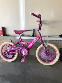 Girls 16 inch Disney bike Germantown, 20874