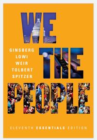 we the people essentials 11th edition West New York, 07093