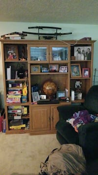 Entertainment center only Nampa, 83686